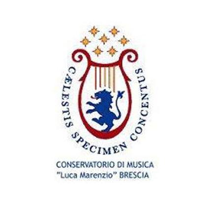 logo Conservatorio Luca Marenzio Brescia